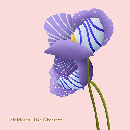 88735_Ziv_Moran_-_Like_A_Feather_-_A